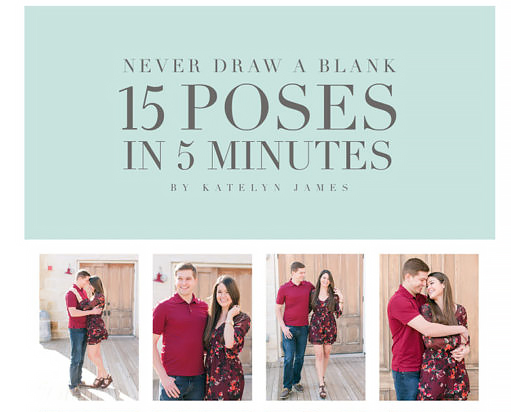 free posing guide for photographers - 15-poses