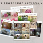 69 Free Photoshop Actions